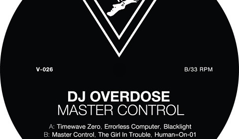 DJ Overdose - (Viewlexx V-026) Master Control (2015) - V026b700