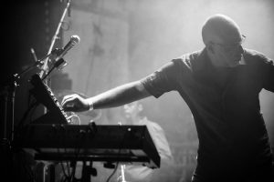 DBX live with John Tejada at Kraftwerk (Photo: Tresor/Camille Blake).