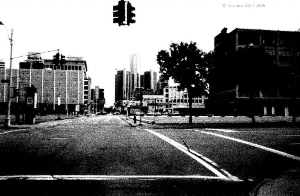 Detroit, 1996, Saturday, retro